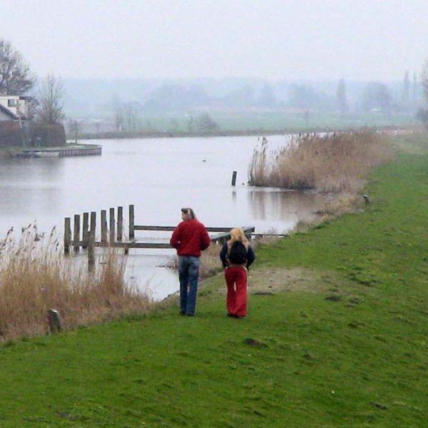 NS-wandeling Delft-Schiedam-Rotterdam