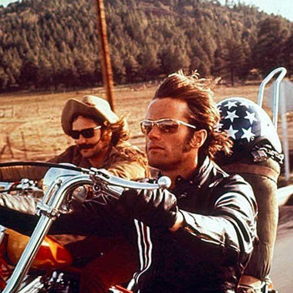 Biker Outdoor Cinema: Easy Rider