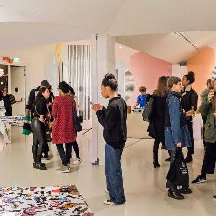 Framer Framed: opening tentoonstelling