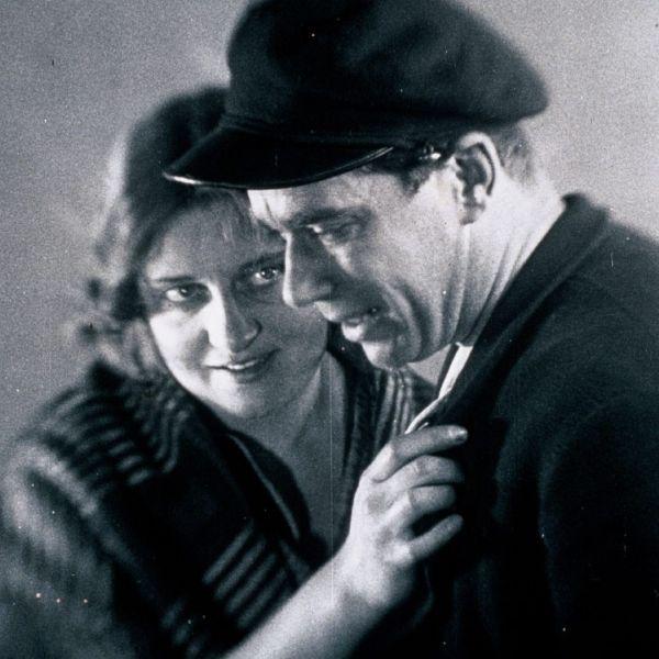 Film: Zeemansvrouwen (1930)