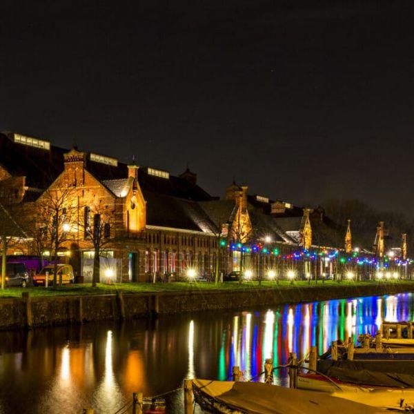Hét nieuwe kerstfestival van Amsterdam