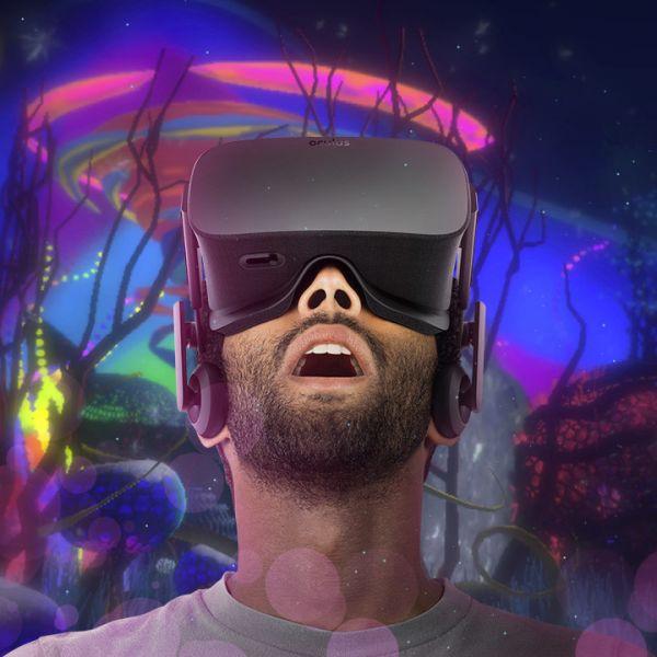 Alice in Wonderland VR Openingsavond