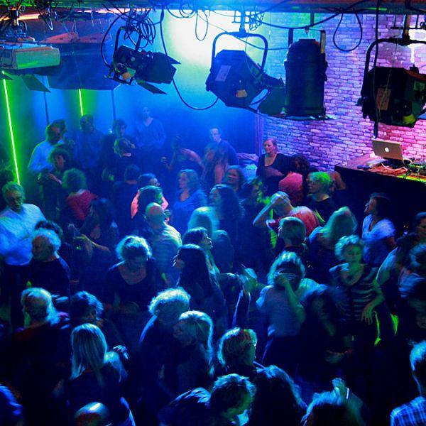 Club Desmet 40+ Dance Event