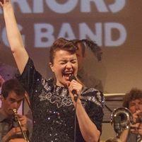 Jazz Warriors Big Band optreden