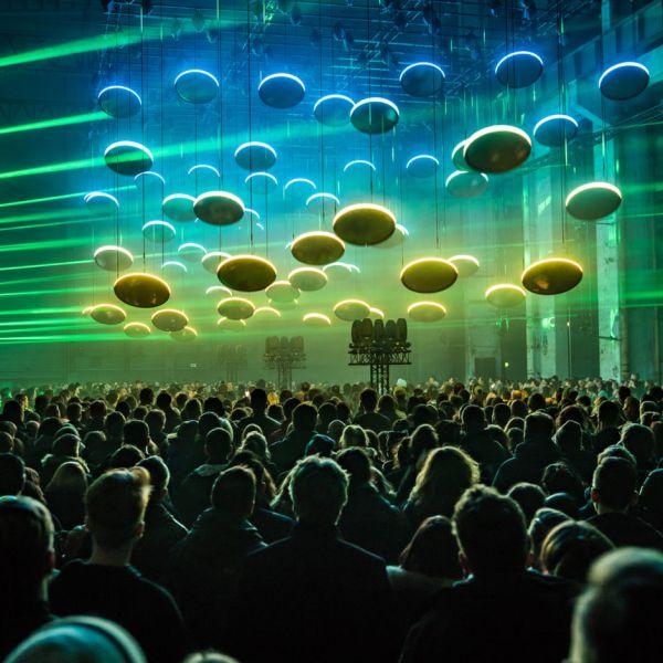 SKALAR sensationele lichtshow
