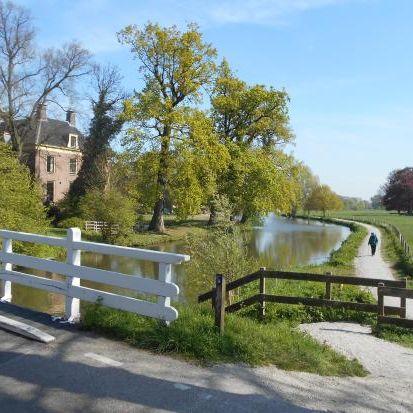 Landgoederen en Kromme Rijn