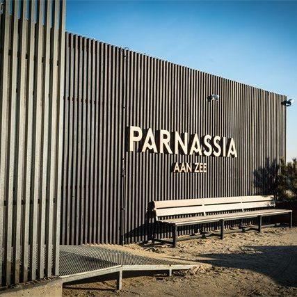 Wandelen van Overveen naar Parnassia