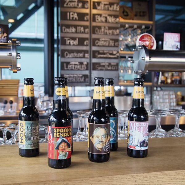 Rondleiding brouwerij De Prael