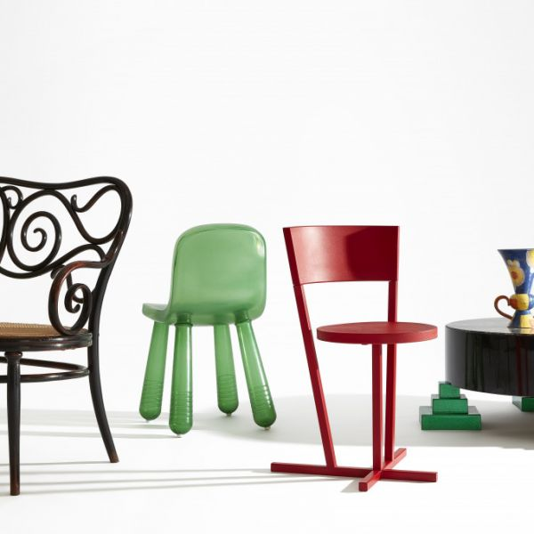 Van Thonet tot Dutch Design