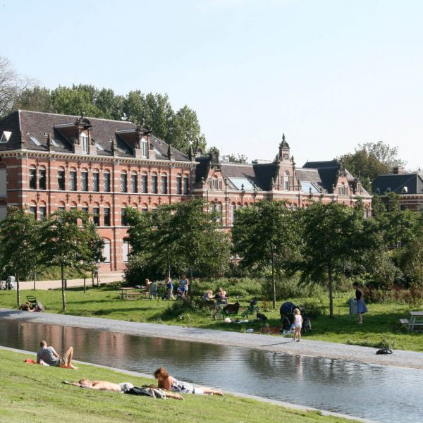 Amsterdamse Parken 2: Westerpark