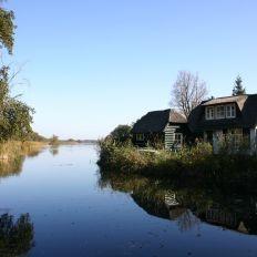 Keverdijkse polder en Ankeveense plassen
